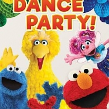 Sesame Street Dance Party