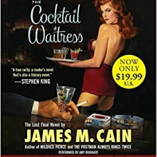 Cover for The Cocktail Waitress