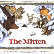 The Mitten by Brett