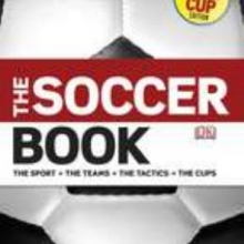 Book Cover of The Soccer Book