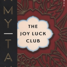 The Joy Luck Club Cover by Amy Tan
