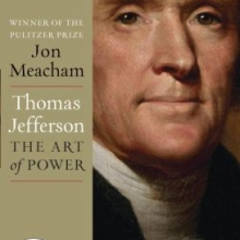 Thomas Jefferson by Meacham cover