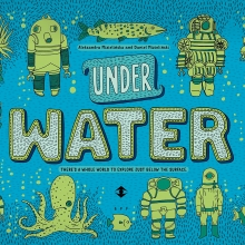 Under Earth Under Water cover image