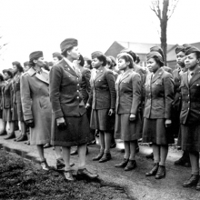 Black Women in the Women's Army Corps During World War II