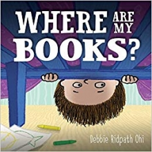 Where Are My Books cover image