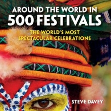 Around the World in 500 Festivals cover