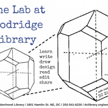 Zine Lab flyer