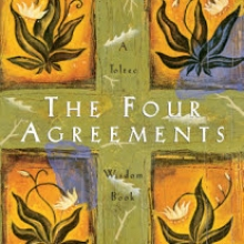 The Four Agreements by Don Miguel Ruiz Cover