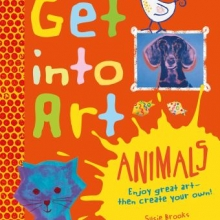 Get Into Art cover image