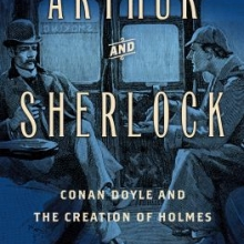 Arthur and Sherlock cover