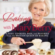 Cover of Baking With Mary Berry