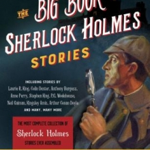 The Big Book of Sherlock Holmes cover