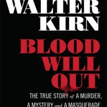 Blood Will Out Book Cover