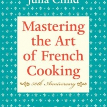 Cover of Mastering the Art of French Cooking