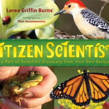 Cover for citizen Scientist