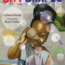 City Shapes written by Diana Murray and illustrated by Bryan Collier