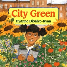 Cover for City Green