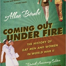 Cover for Coming Out Under Fire