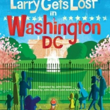 Larry Gets Lost in Washington DC cover image