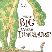 How Big Were Dinosaurs cover image