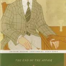 The End of the Affair book cover