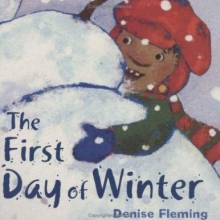 The First Day of Winter book cover