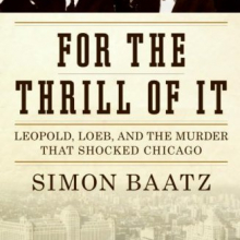 For the Thrill of It book cover