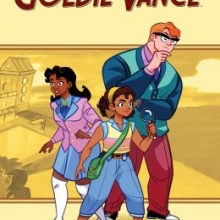 Goldie Vance (Volume 1) book cover
