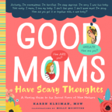 Cover for Good Mom's have Scary Thoughts