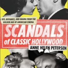 Scandals of classic Hollywood cover