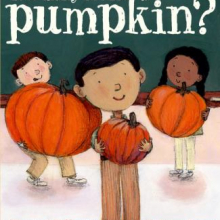 How Many Seeds in a Pumpkin? written by Margaret McNamara and illustrated by G. Brian Karas