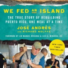 Image of We Fed an Island book cover