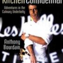 Image of Kitchen Confidential book cover