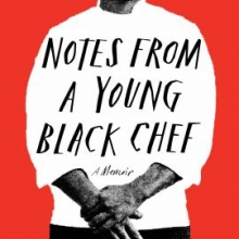Image of Notes from a Young Black Chef book cover