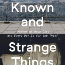 Known and Strange Things Cover Image