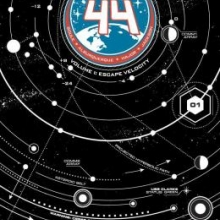 Letter 44, Volume One: Escape Velocity by Charles Soule