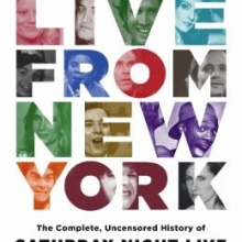 Book Cover of Live From New York
