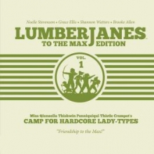 Lumberjanes to the max vol 1 cover