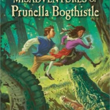 The Magical Misadventures of Prunella Bogthistle book cover