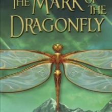 book cover for Mark of the Dragonfly by Jaleigh Johnson