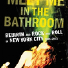 Book Cover of Meet Me In The Bathroom
