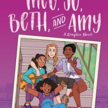 Meg Jo Beth and Amy book cover