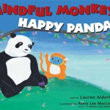 Cover for Mindful Monkey, Happy Panda