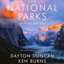 National Parks cover