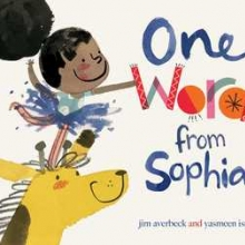 Cover for One Word From Sophia