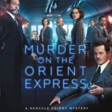 Cover for Murder on Orient Express
