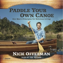 Paddle Your Own Canoe audiobook cover