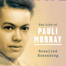 Cover for Jane Crow: The Life of Pauli Murray