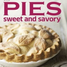 Pies Sweet Savory cover