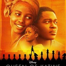 Queen of Katwe movie poster.